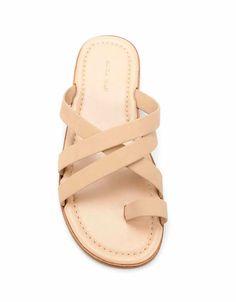 SAND SANDALS - Sandals - Man - Shoes - ZARA United Kingdom