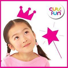 Você pode ser a Fada Madrinha da sua pequena! No Cuts & Fun - Salão Infantil as meninas podem ter um dia de princesa! Venha conhecer o espaço e veja como é fácil programar a festinha de aniversário da sua filha!