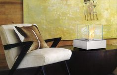 Amazing bio ethanol fireplaces at homesav.com add warmth, decor, a focal point or romance to any room in your home