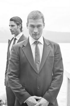 Andy Whitfield!!! Oh how i love him