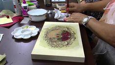 Mulher.com 07/08/2014 - Caixa Esmaltes Scrapdecor por Mamiko Yamashita -...