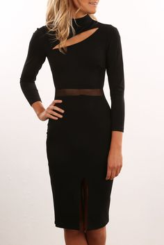 Check out this product from Jean Jail: Unassigned: Academy Dress Black