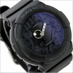 BUY Casio Baby-G Black Neon Illuminator Alarm Watch BGA-131-1B BGA131 1938beb161