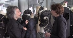 New York Fashion Week: New Movement in 3D Printed Fashion By ThreeASFOUR, Travis Fitch and Stratasys (Blog.Stratasys.com 16 February 2016)