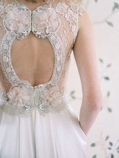 Evolution Bridal Couture Collection by Claire Pettibone Mon Cheri Wedding Dresses, 2015 Wedding Dresses, Designer Wedding Dresses, Bridal Dresses, Wedding Gowns, Wedding Blog, Backless Wedding, Wedding Stuff, Ball Dresses