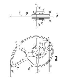 Patente US20080135032 - Bowstring Cam for Compound Bow - Patentes do Google