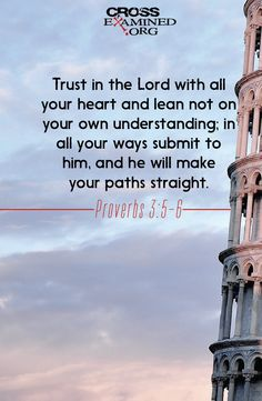 Amen! Trust God with all things. #Proverb