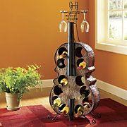 Cello Wine Rack