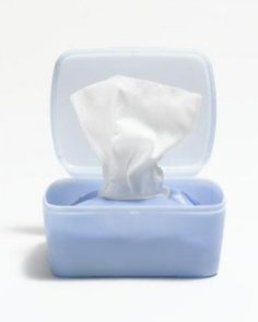 Homemade Baby / Makeup Remover / Cleaning Wipes!