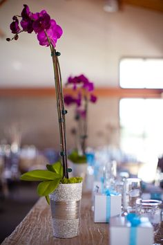 I loove orchids!     Real {California} Wedding - Adia & Kelvin - The Bride's Cafe