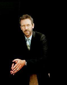 Hugh Laurie - Funny, talented, adorable, British