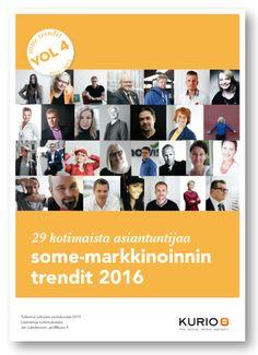 Somecon toimitusjohtaja Minna Valtari mukana Kurtion some-markkinoinnin trendit -tutkimuksessa!