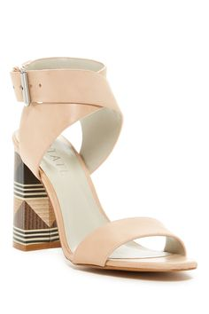 Love! 1.State Rayla Block Heel Sandals