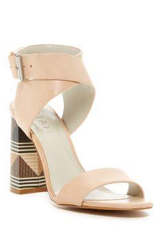 Love! 1.State Rayla Block Heel Sandals