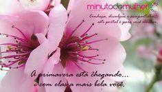 Conheça o portal e divulgue para as amigas... o portal dedicado a você mulher.  http://minutodemulher.com/mdmbr/