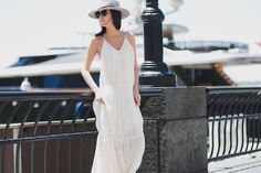 Maxi for summer travel (under $75) // Obsessions Now