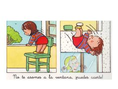 Los Peligros Speech Activities, Montessori Activities, Alphabet Activities, Preschool Activities, Preschool At Home, Preschool Classroom, Cause And Effect Activities, Healthy Habits For Kids, Autism Crafts