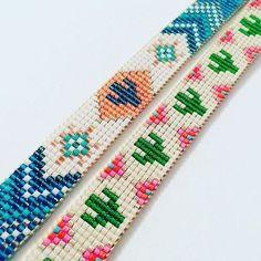 off loom beading Loom Bracelet Patterns, Bead Loom Bracelets, Bead Loom Patterns, Bracelet Crafts, Beaded Jewelry Patterns, Friendship Bracelet Patterns, Beading Patterns, Beading Ideas, Beading Supplies