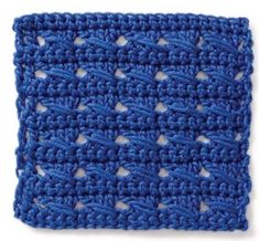 Stitchfinder : Crochet Stitch: Crochet Cable : Frequently-Asked Questions (FAQ) about Knitting and Crochet : Lion Brand Yarn