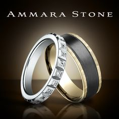 Love is in style with #AmmaraStone! As seen on the back of @martha_weddings. #style #love #weddingring #picoftheday