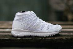 Nike Flyknit Trainer Chukka FSB 'White'