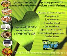 Réseau In-Terre-Actif - Dossier : Le compostage