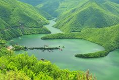 Vacha Rhodope mountains