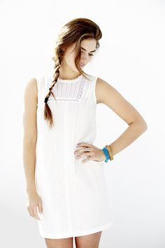 Paradise Shift Dress from Faherty Brand