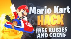 Mario Kart Tour Coins Generator - add unlimited Coins and Emerald Gems - Free Real Generator Play Online, Online Games, Game Resources, Game Update, Android Hacks, Mario Kart, Super Smash Bros, Mobile Game, Digimon