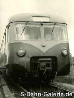 ET 170 - Blaues Wunder - S-Bahn Berlin um 1970