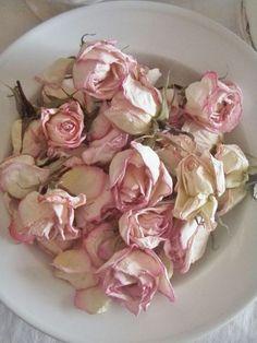 ~Spring Pirouettes~  Rose Potpourri