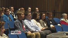 Teenagers from 20 Connecticut towns gathered in Newington Thursday morning with the goal of stopping bullying and breaking down stereotypes …