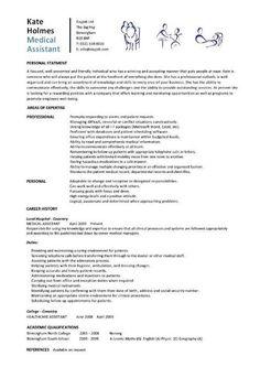 entry level medical assistant resumes medical assistant resume 3 medical assistant cover letter 3 - Medical Assistant Resume Template Free