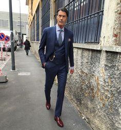The 'Big Bubble' of Men's Style via @parisiangent