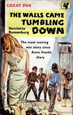 https://flic.kr/p/iVyJBF | Pan G 241 _ 1959 | 1959; The Walls came tumbling down by Henriette Roosenburg. unknown Artist