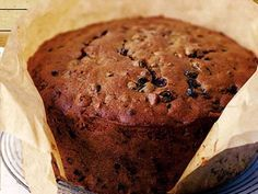 Irish Christmas Cake! So much better than a fruit cake and some other holiday breads. Make a few and enjoy it with tea every day until Christmas.