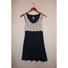 PRICE REDUCTION! Knee-length Dress This comfortable, dark blue, sleeveless dress is in great condition, for it has never been worn. A little long for my taste, the hem of the dress reaches my knees (I'm 5'7). Purchased in the UK, size 8. Dresses Midi