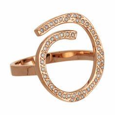 Ileana Makri Diamond Spiral Ring at Barneys.com