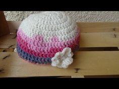 Σκουφάκι μπεμπέ με βελονάκι και το πρώτο μου giveaway! - YouTube Crochet Boarders, Baby Dress, Crochet Baby, Russia, Beanie, Knitting, Hats, Caps Hats, Baby Boy Dress