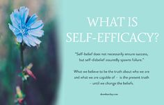 What is Self-Efficacy? How To Treat Depression, What Is Depression, Coping With Depression, Cbt Therapy, Forensic Psychology, Self Efficacy, What Is Self, Interpersonal Relationship, Self Regulation