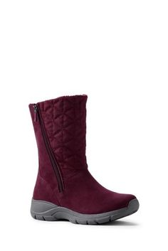 Women's+All+Weather+Boots+from+Lands'+End