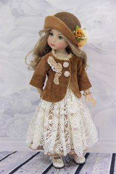 Bilder til Tamara Lipskaja Girl Doll Clothes, Girl Dolls, Little Girl Dresses, Little Girls, Baby Nap Mats, Lifelike Dolls, Child Doll, 18 Inch Doll, Bjd Dolls