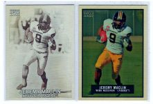 Sports Cards Football – 2009 Topps RC Jeremy Maclin – 17 Card Lot .. $3.49