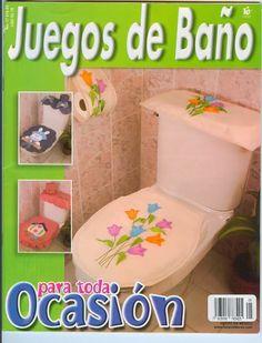 Revistas de manualidades Gratis: Revistas - juegos de baño gratis