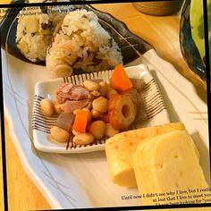 寒いねぇ。今夜は和食です。プラス豚汁で体温めました 簡単だけどほっとする夕飯〜 - 98件のもぐもぐ - 今夜は和食のワンプレートプラス豚汁 by haruwaka0628