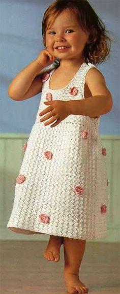 Вяжем малышам. Модели, связанные крючком