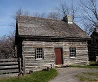 early settlers log cabins - Google Search