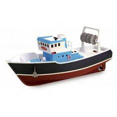 Atlantis Fishing Boat for static of Rc Atlantis, Make A Boat, Build Your Own Boat, Boat Building Plans, Boat Plans, Sailing Dinghy, Fishing Vessel, Model Shop, Boat Kits