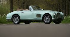 1951 Aston Martin DB2 - 1 OF ONLY 10 1ST SANCTION CONVERTIBLES