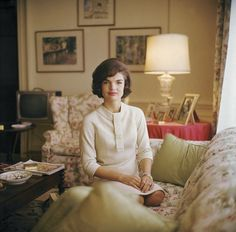 1stdibs | Jackie Kennedy at the White House #2, 1961